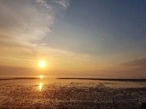 Watt für'n Sonnenuntergang